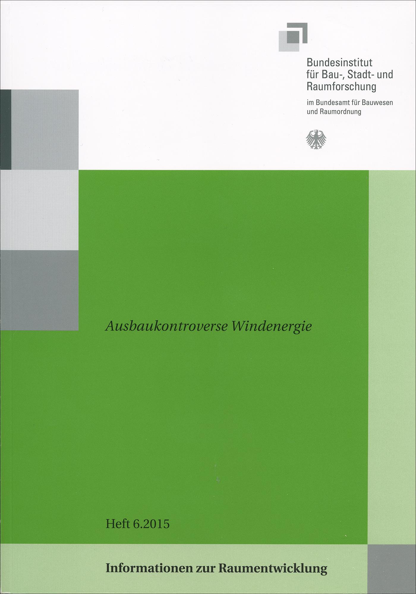 Cover der Zeitschrift IZR Heft 2015/6