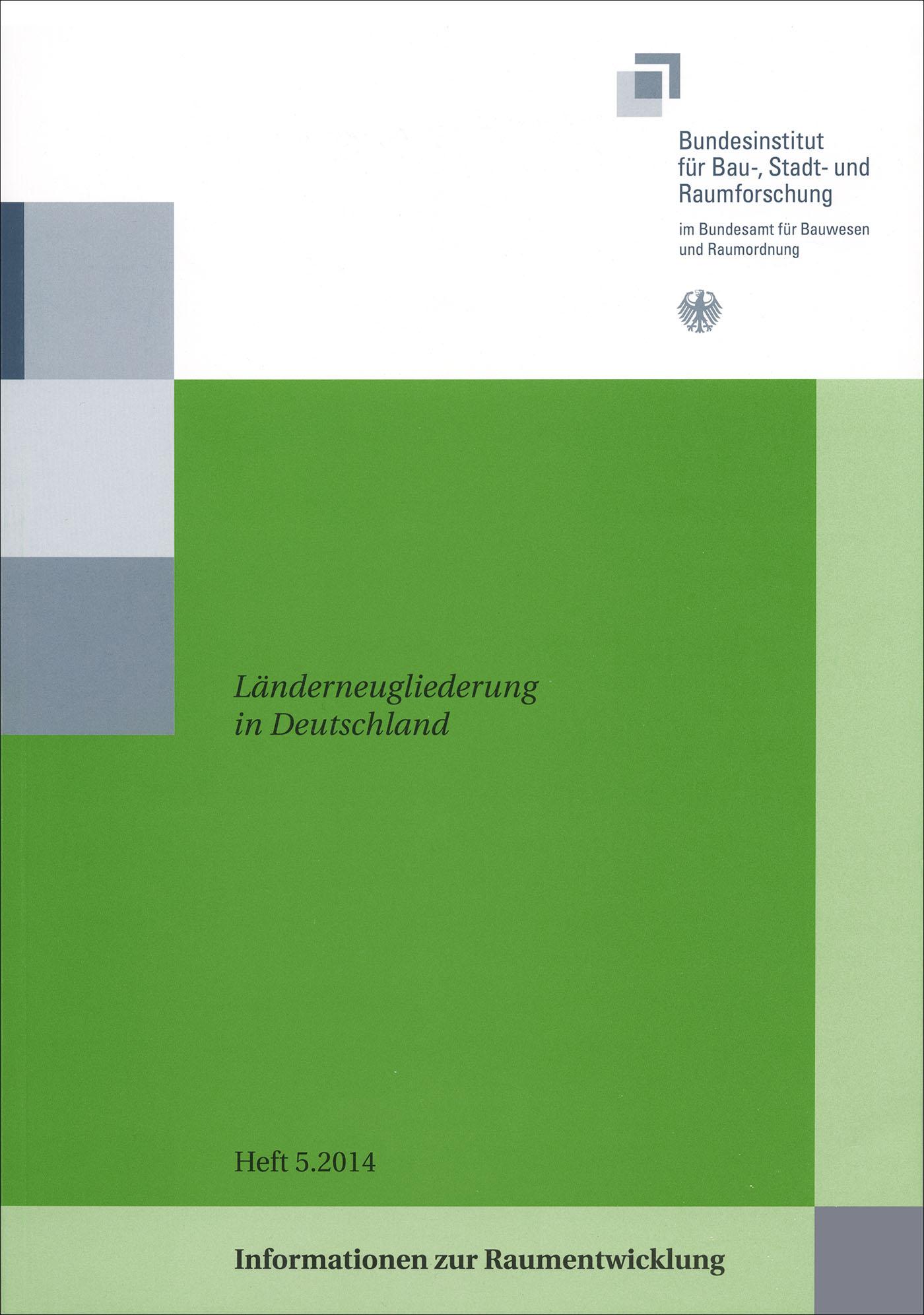 Cover der Zeitschrift IZR Heft 2014/5