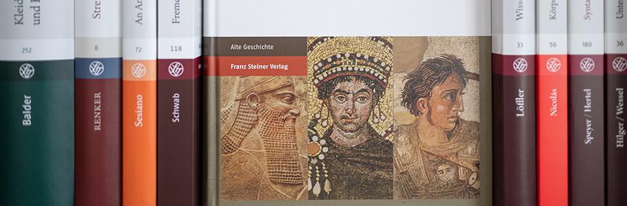 Bücher zur Alten Geschichte