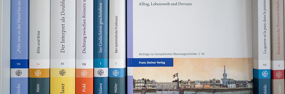 Bücher zur Überseegeschichte