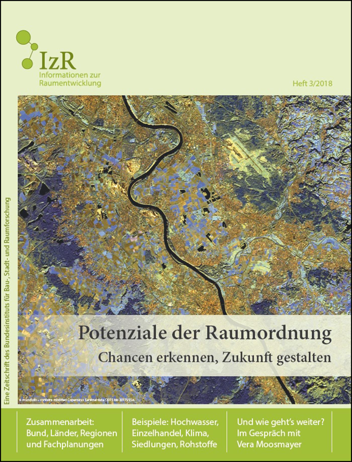 Cover der Zeitschrift IZR Heft 2018/3