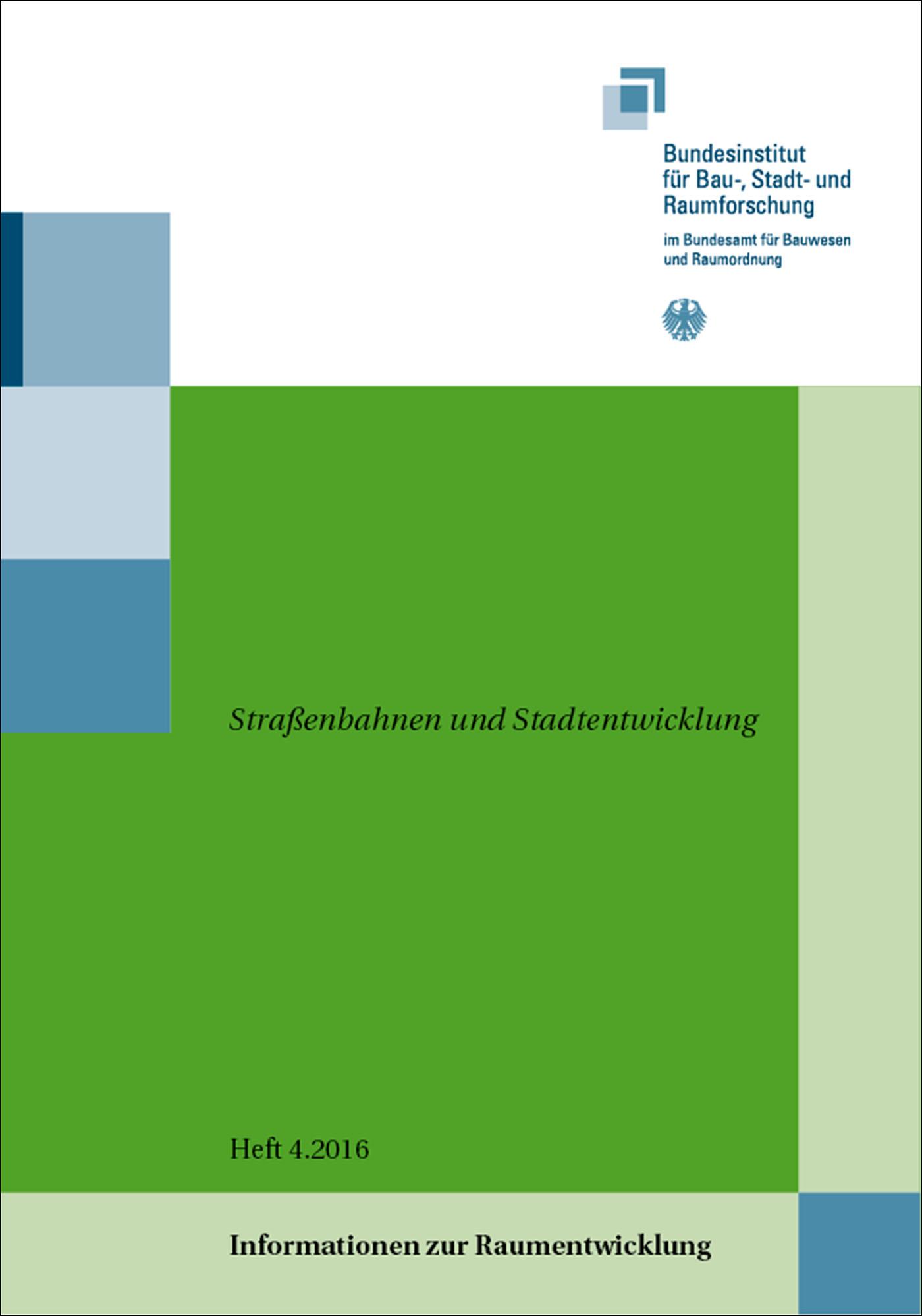 Cover der Zeitschrift IZR Heft 2016/4