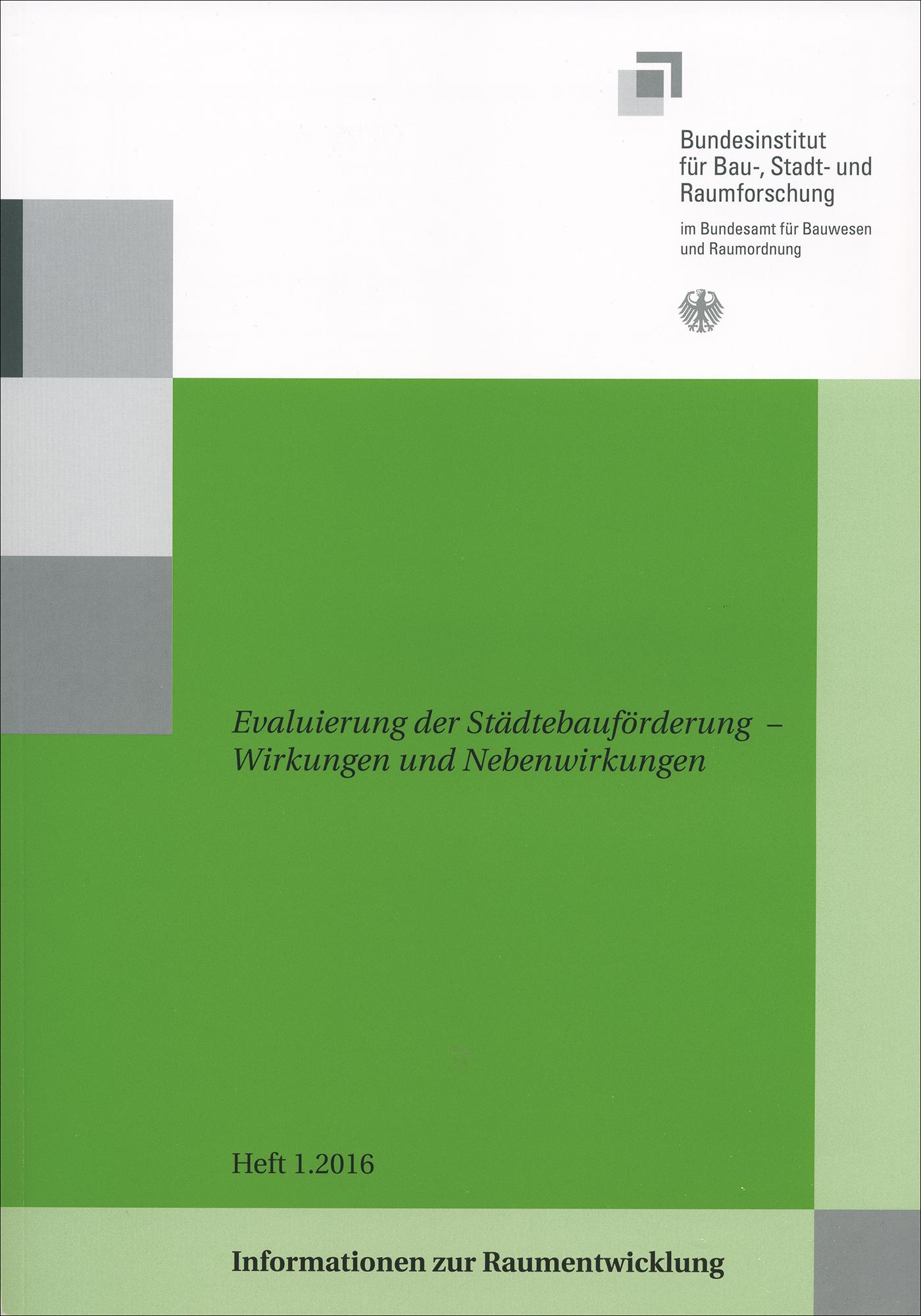 Cover der Zeitschrift IZR Heft 2016/1