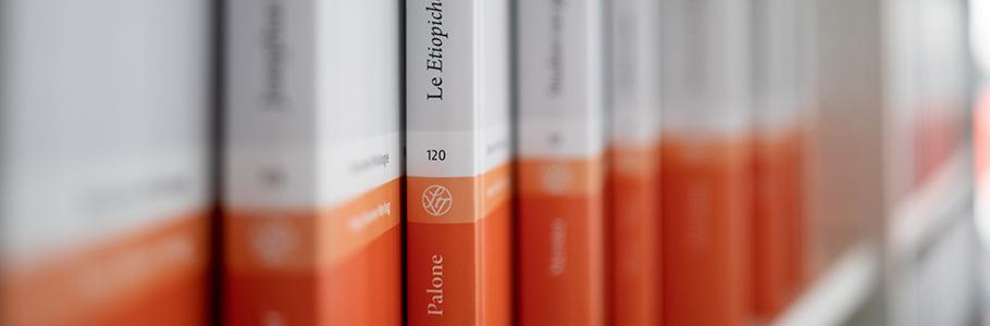 Buchreihe Palingenesia