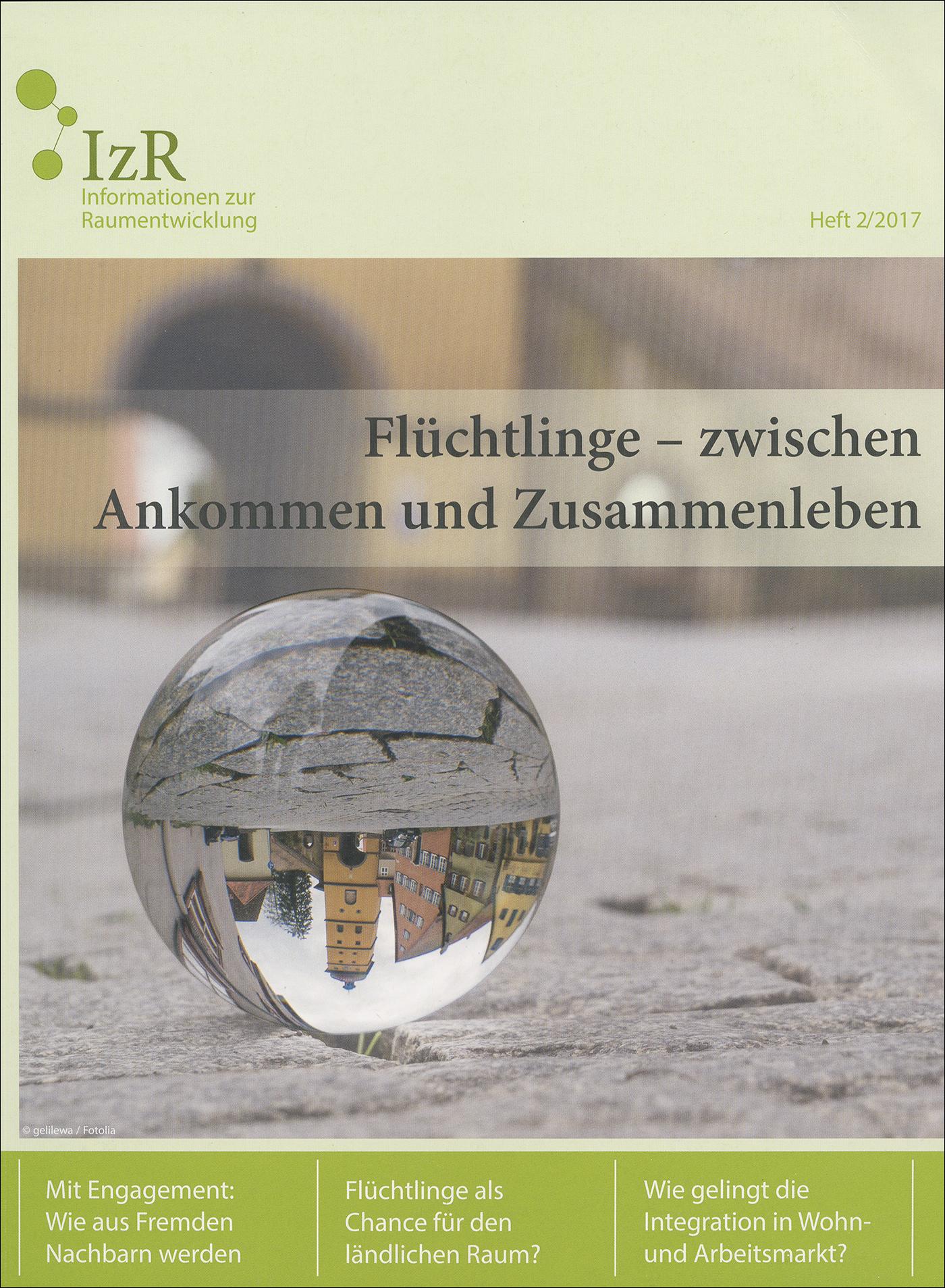 Cover der Zeitschrift IZR Heft 2017/2