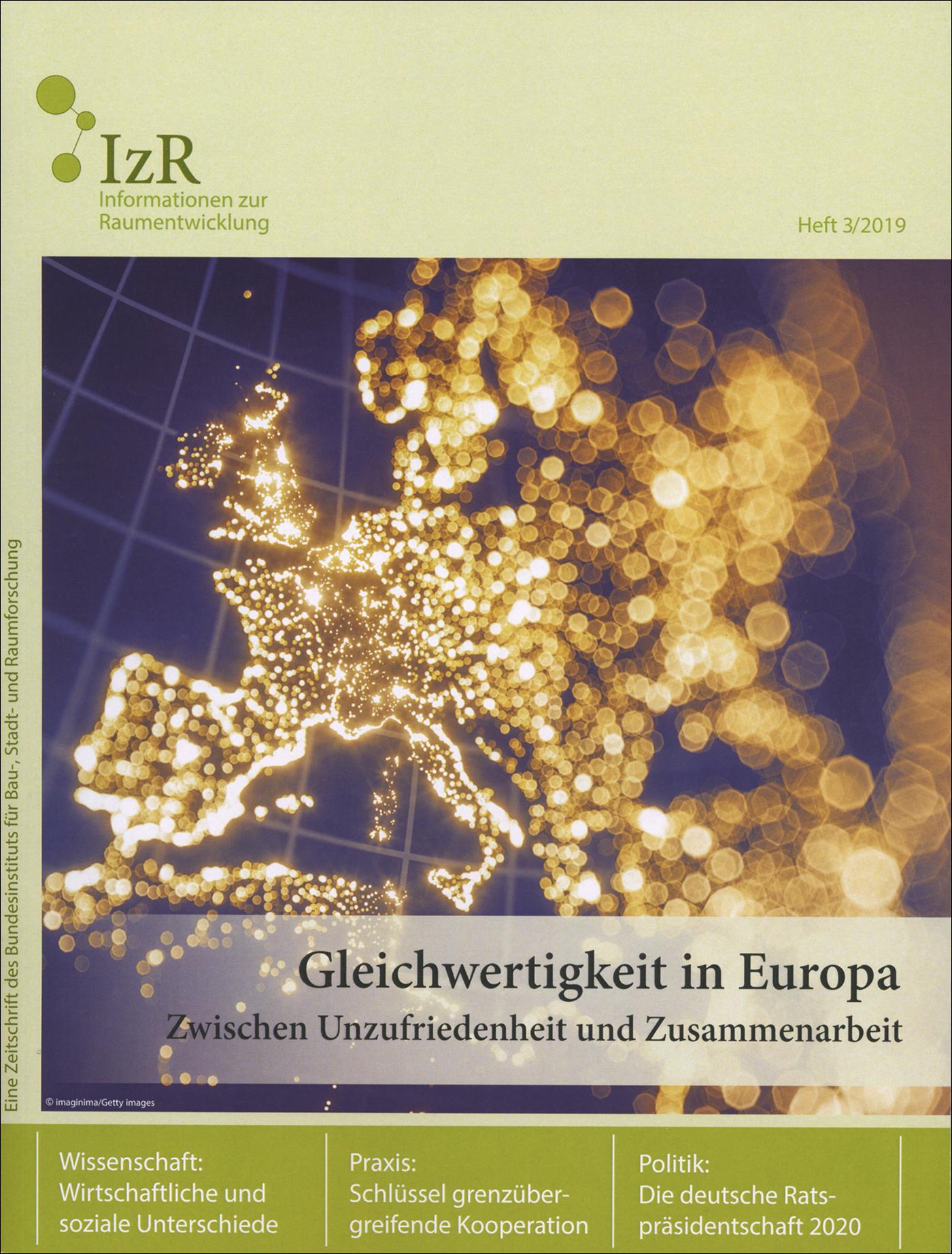 Cover der Zeitschrift IZR Heft 2020/3